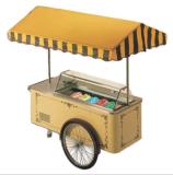عربة ثلاجة أيس كريم