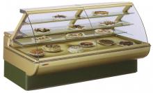 ثلاجة عرض حلواني أدراج